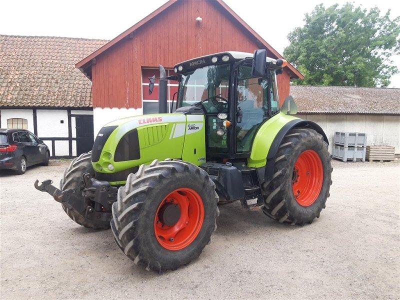 Traktor типа CLAAS ARION 640 CEBIS, Gebrauchtmaschine в Samsø (Фотография 1)