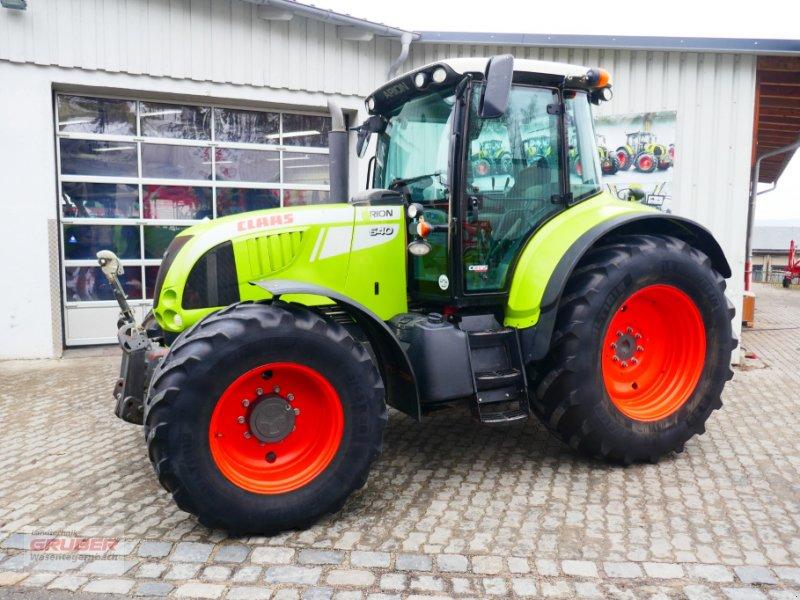 Traktor a típus CLAAS Arion 640 CEBIS, Gebrauchtmaschine ekkor: Dorfen (Kép 1)