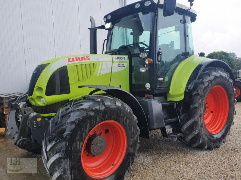 Traktor typu CLAAS Arion 640 CEBIS, Gebrauchtmaschine w Aresing (Zdjęcie 1)