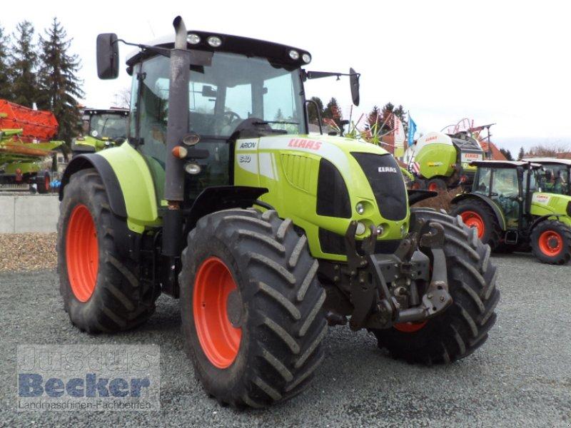 Traktor типа CLAAS Arion 640 CEBIS, Gebrauchtmaschine в Weimar-Niederwalgern (Фотография 1)