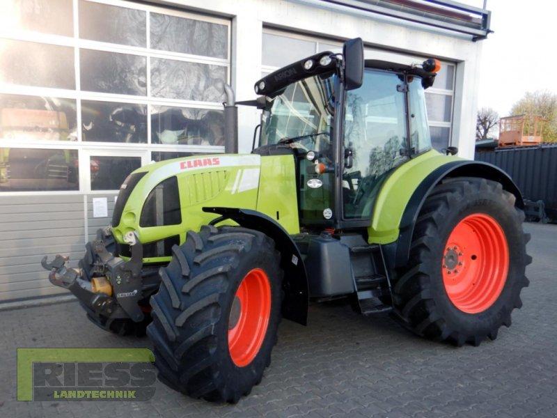 Traktor типа CLAAS ARION 640 CEBIS, Gebrauchtmaschine в Homberg (Ohm) - Maulbach (Фотография 1)