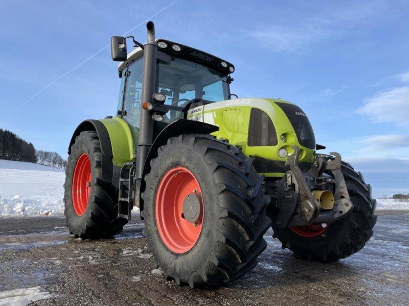 Traktor tipa CLAAS Arion 640 CEBIS, Gebrauchtmaschine u Steinau  (Slika 1)