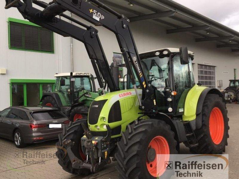 Traktor des Typs CLAAS Arion 640 Cebis, Gebrauchtmaschine in Petersberg (Bild 1)