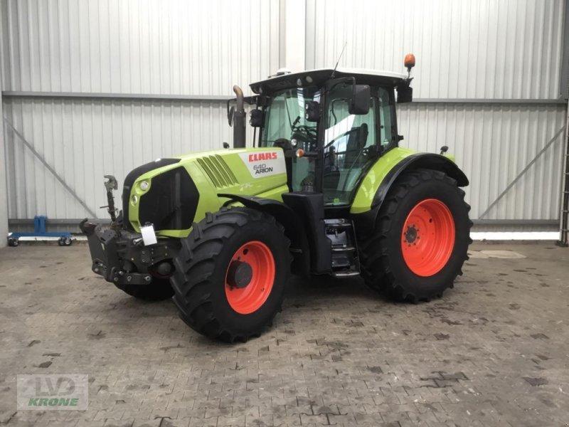 Traktor типа CLAAS Arion 640 CEBIS, Gebrauchtmaschine в Spelle (Фотография 1)