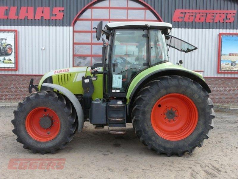 Traktor des Typs CLAAS ARION 640 CEBIS, Gebrauchtmaschine in Suhlendorf (Bild 1)