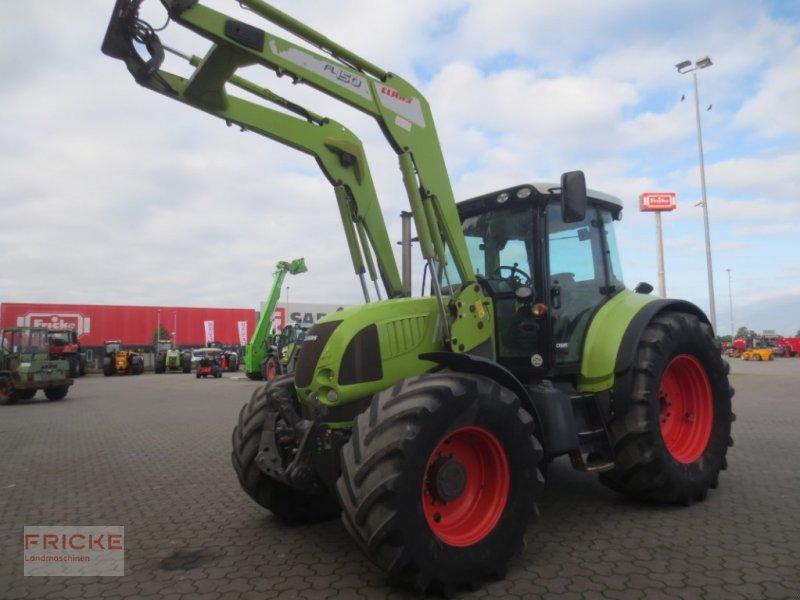 Traktor типа CLAAS ARION 640 CEBIS, Gebrauchtmaschine в Bockel - Gyhum (Фотография 1)