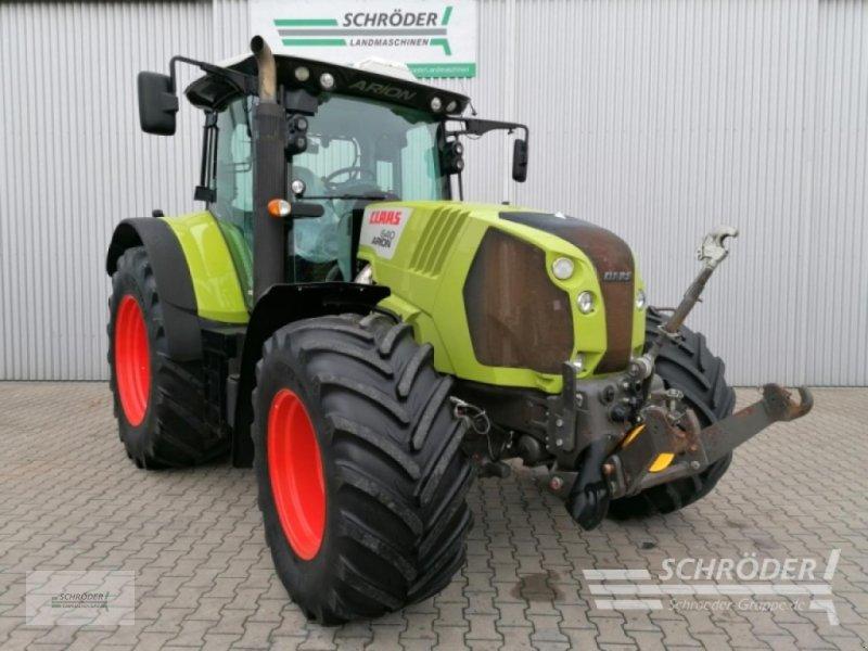 Traktor des Typs CLAAS Arion 640 Cebis, Gebrauchtmaschine in Wildeshausen (Bild 1)