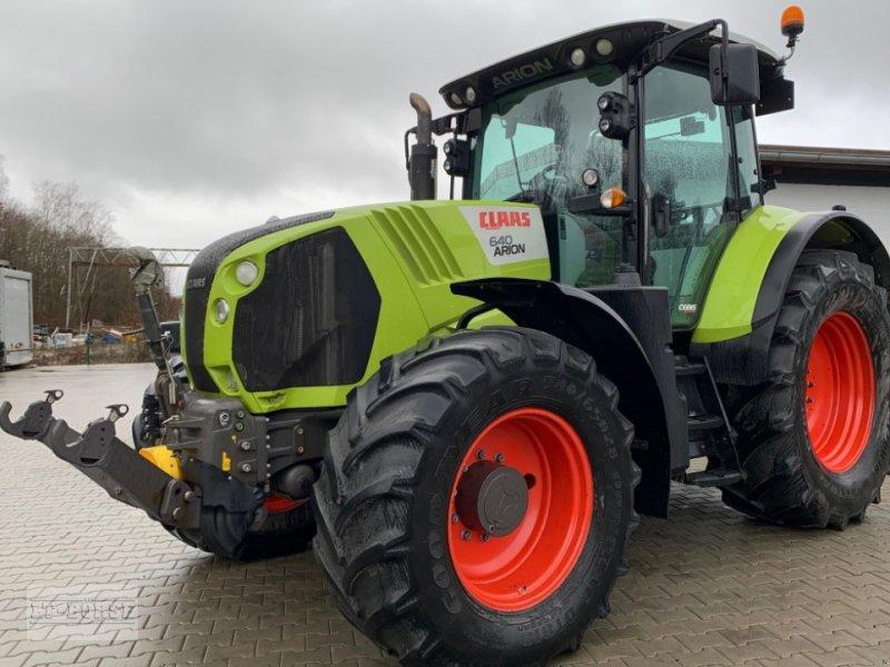 Traktor des Typs CLAAS Arion 640 CEBIS, Gebrauchtmaschine in Bramsche (Bild 1)