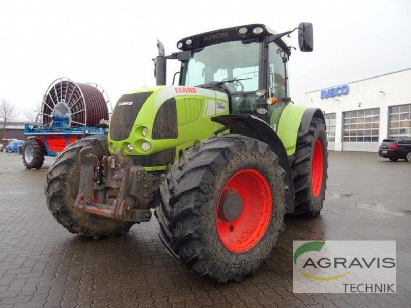 Traktor des Typs CLAAS ARION 640 CEBIS, Gebrauchtmaschine in Uelzen (Bild 1)