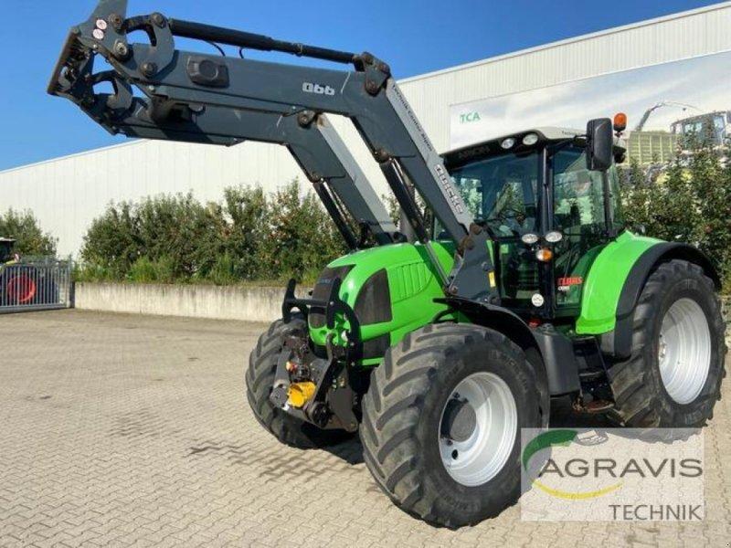 Traktor des Typs CLAAS ARION 640 CEBIS, Gebrauchtmaschine in Alpen (Bild 1)
