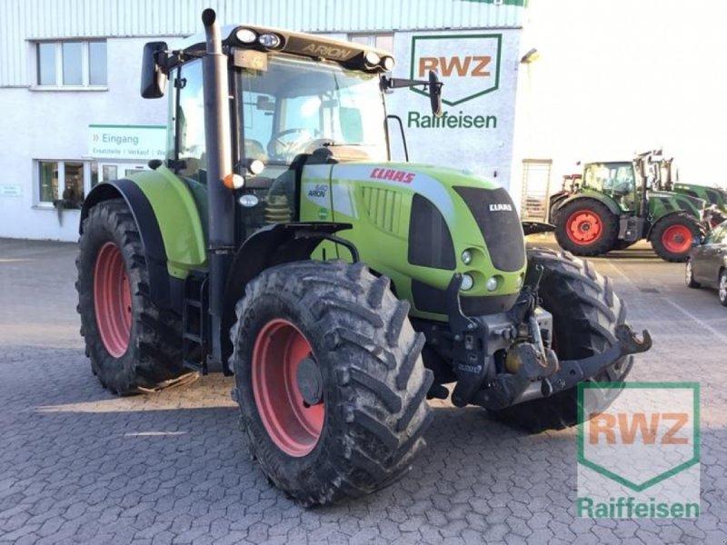 Traktor des Typs CLAAS Arion 640 Cebis, Gebrauchtmaschine in Kruft (Bild 1)