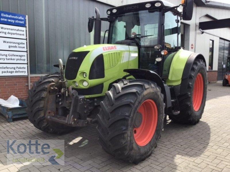Traktor типа CLAAS Arion 640 CEBIS, Gebrauchtmaschine в Rieste (Фотография 1)