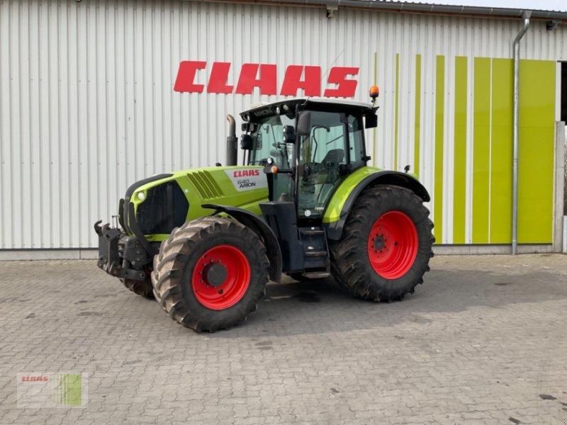 Traktor typu CLAAS ARION 640 CEBIS, Gebrauchtmaschine w Schenefeld (Zdjęcie 1)