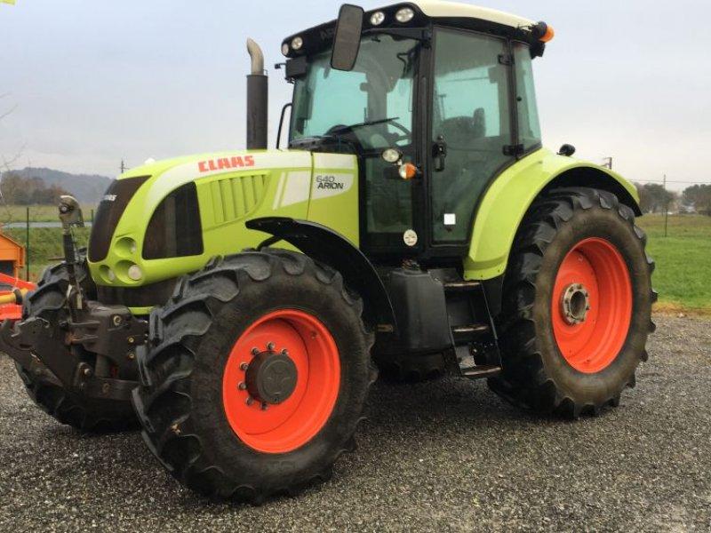 Traktor типа CLAAS ARION 640 CIS T3, Gebrauchtmaschine в ST ELIX THEUX (Фотография 1)