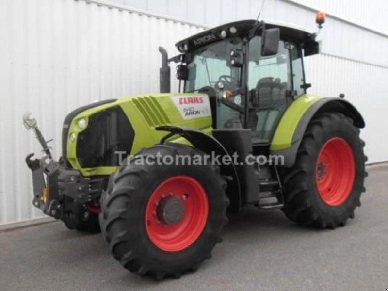 Traktor типа CLAAS arion 640 cis t4i, Gebrauchtmaschine в CHEMINOT (57 - MOSELLE) (Фотография 1)