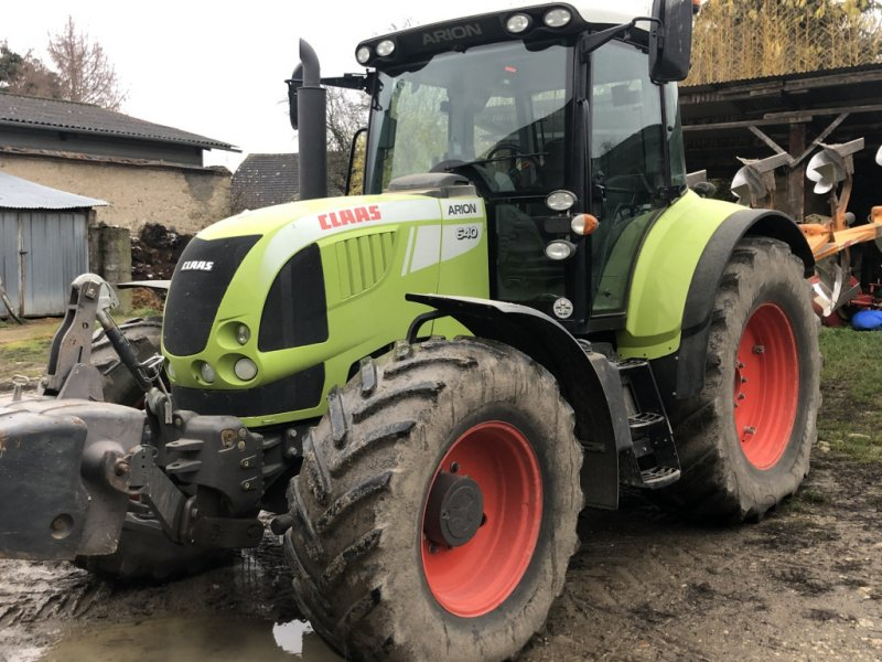 Traktor типа CLAAS ARION 640 CIS TRADTION, Gebrauchtmaschine в Gannat (Фотография 1)