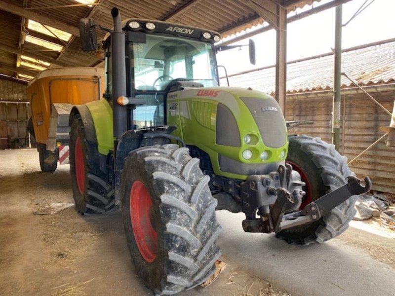 Traktor типа CLAAS ARION 640 CIS, Gebrauchtmaschine в VESOUL (Фотография 1)