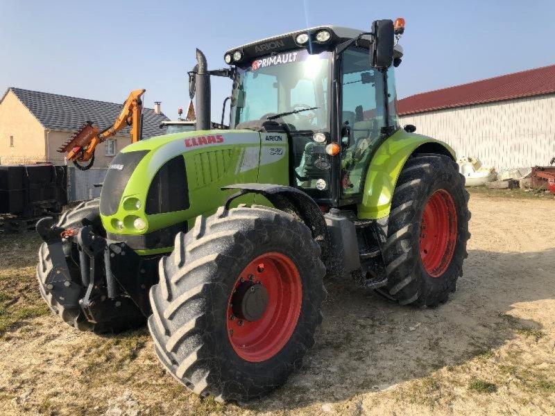 Traktor типа CLAAS ARION 640 CIS, Gebrauchtmaschine в Romigny (Фотография 1)