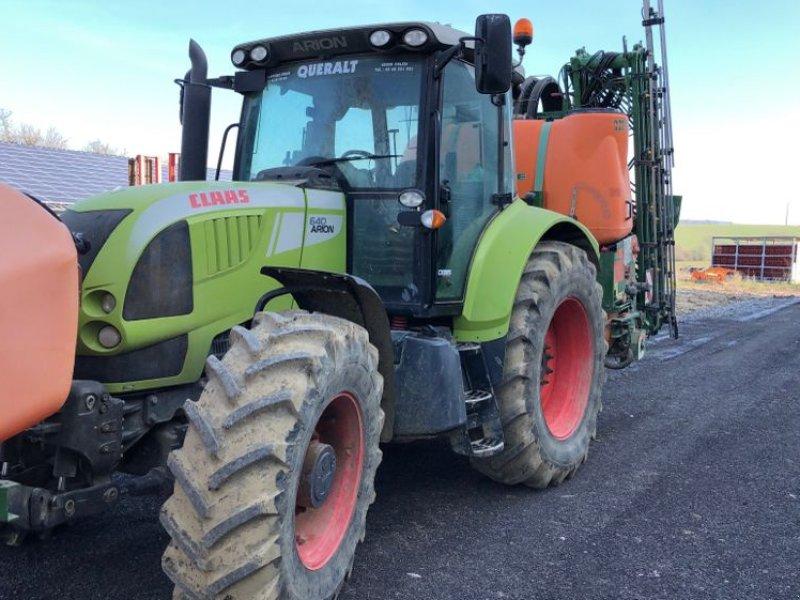 Traktor a típus CLAAS ARION 640 CIS, Gebrauchtmaschine ekkor: ST ELIX THEUX (Kép 1)