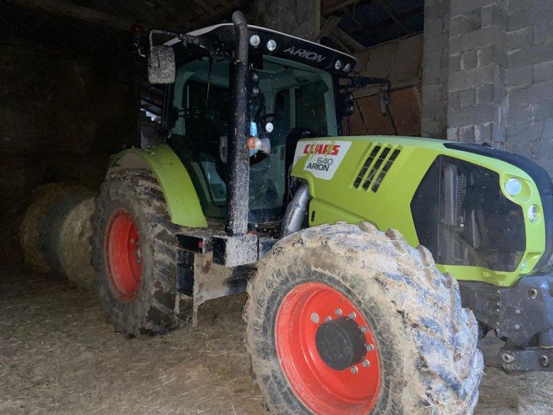 Traktor типа CLAAS ARION 640 CIS, Gebrauchtmaschine в ST ELIX THEUX (Фотография 1)