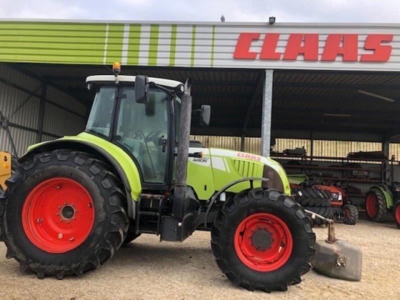 Traktor типа CLAAS arion 640 cis, Gebrauchtmaschine в PONTIVY (56 - MORBIHAN) (Фотография 1)