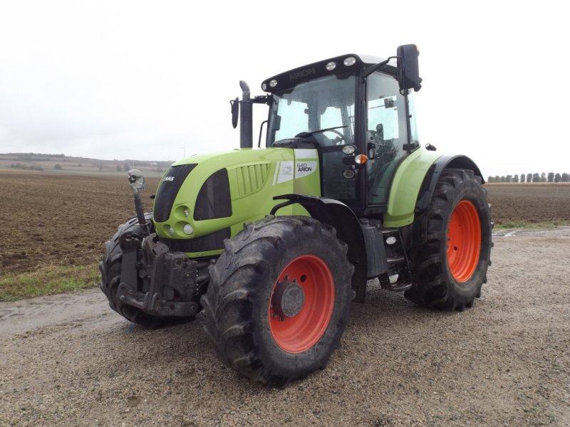 Traktor a típus CLAAS ARION 640 CIS, Gebrauchtmaschine ekkor: Gannat (Kép 1)
