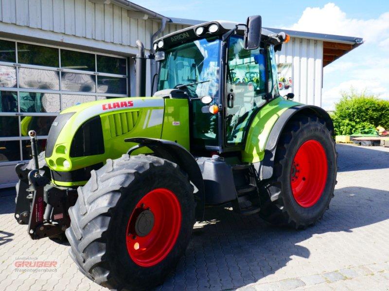 Traktor des Typs CLAAS ARION 640 CIS, Gebrauchtmaschine in Dorfen (Bild 1)