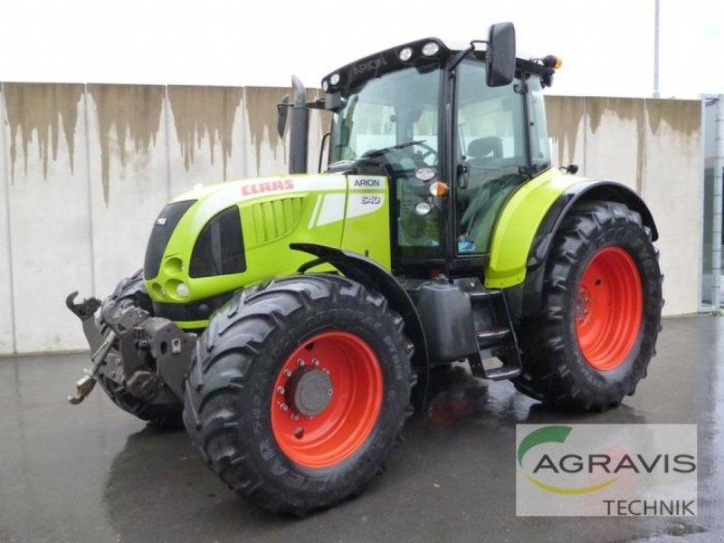 Traktor des Typs CLAAS ARION 640 CIS, Gebrauchtmaschine in Melle-Wellingholzhausen (Bild 1)