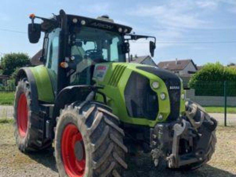 Traktor typu CLAAS ARION 640 CMATIC, Gebrauchtmaschine w Muespach-le-Haut (Zdjęcie 1)