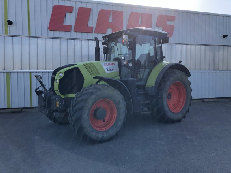 Traktor типа CLAAS ARION 640 CMATIC, Gebrauchtmaschine в BEGARD (Фотография 1)