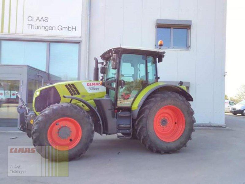 Traktor des Typs CLAAS Arion 640 CMatic, Gebrauchtmaschine in Schwabhausen (Bild 1)