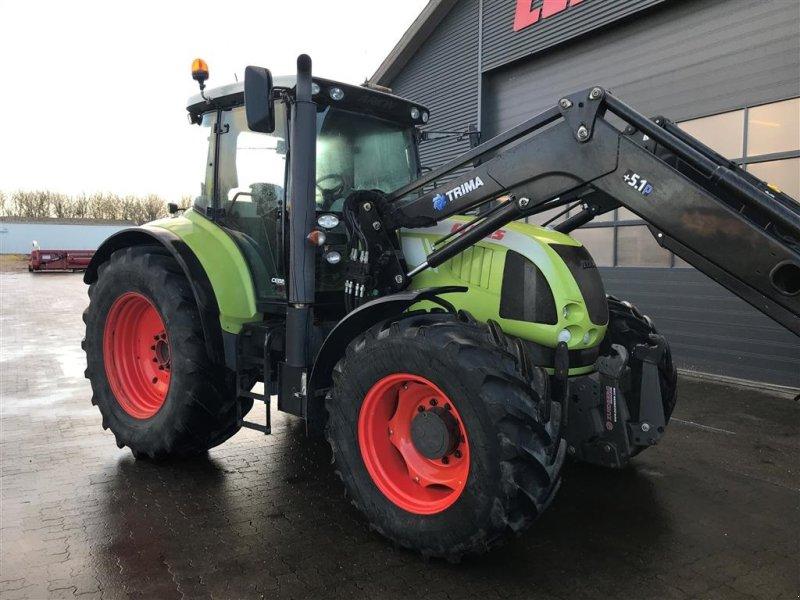Traktor a típus CLAAS Arion 640 frontlæsser trima +5.1, Gebrauchtmaschine ekkor: Vinderup (Kép 1)