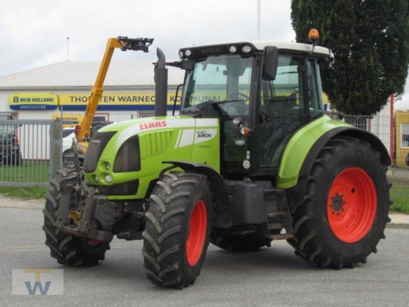 Traktor типа CLAAS Arion 640 Hexashift, Gebrauchtmaschine в Gleschendorf (Фотография 1)