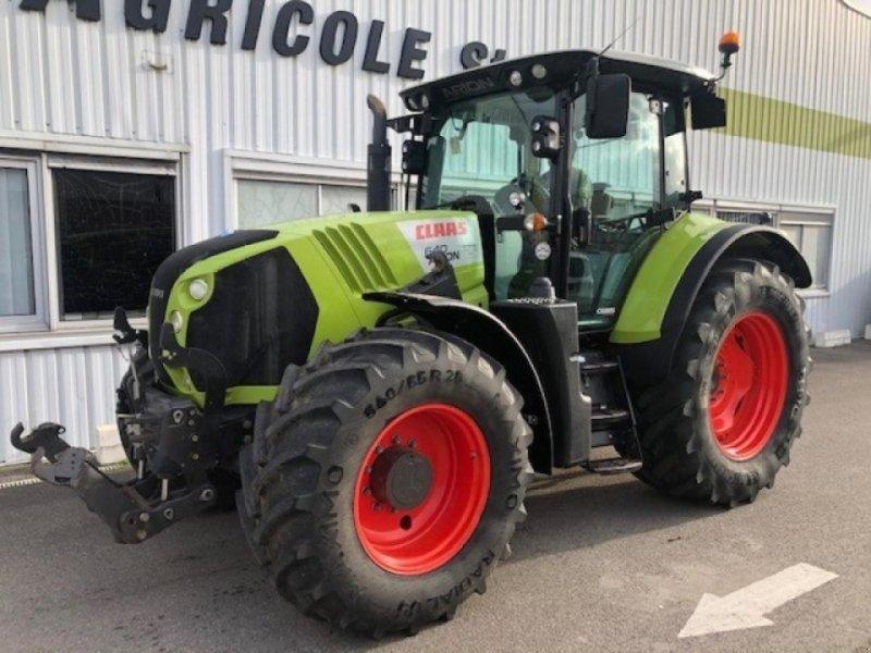 Traktor типа CLAAS arion 640 t4i, Gebrauchtmaschine в BLENDECQUES (Фотография 1)