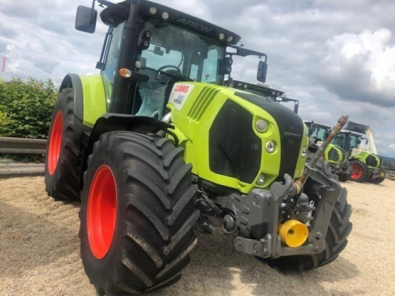 Traktor типа CLAAS arion 640 t4i, Gebrauchtmaschine в PONTIVY (56 - MORBIHAN) (Фотография 1)