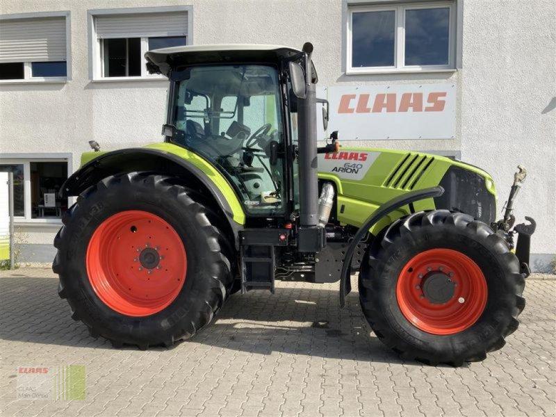 Traktor des Typs CLAAS ARION 640 TIER 4I, Gebrauchtmaschine in Aurach (Bild 1)
