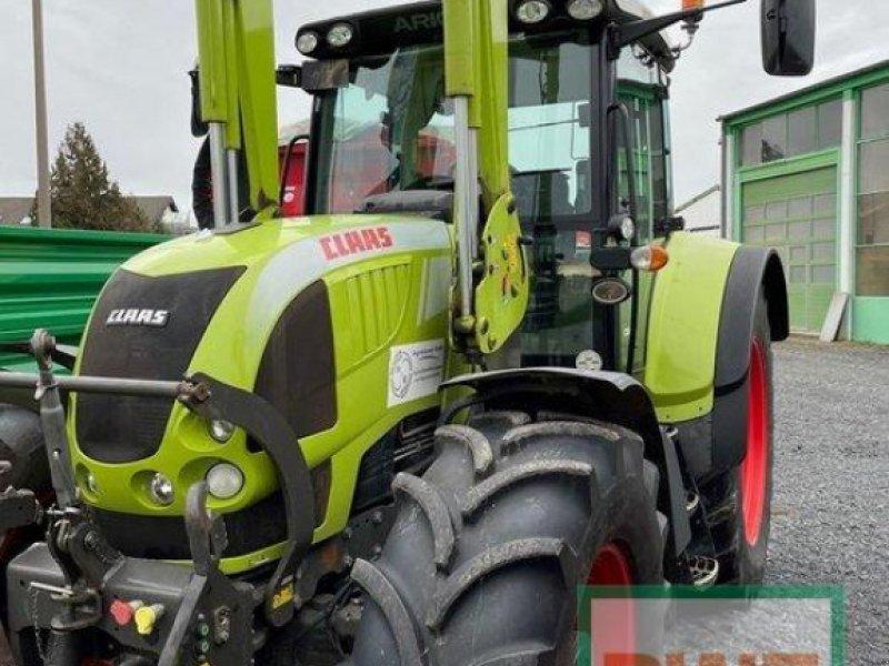 Traktor des Typs CLAAS Arion 640, Gebrauchtmaschine in Bornheim-Roisdorf (Bild 1)