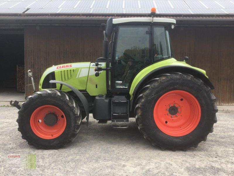 Traktor des Typs CLAAS Arion 640, Gebrauchtmaschine in Gollhofen (Bild 1)