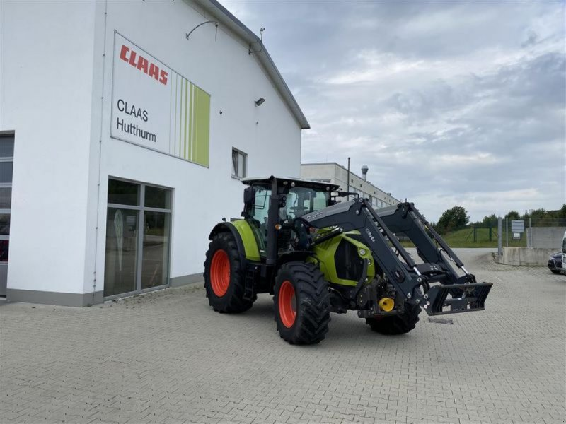 Traktor типа CLAAS ARION 640, Gebrauchtmaschine в Hutthurm (Фотография 1)
