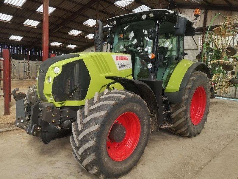 Traktor typu CLAAS ARION 640, Gebrauchtmaschine w Chauvoncourt (Zdjęcie 1)