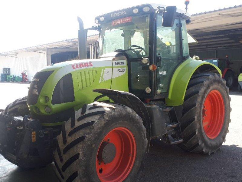 Traktor типа CLAAS ARION 640, Gebrauchtmaschine в SALES (Фотография 1)