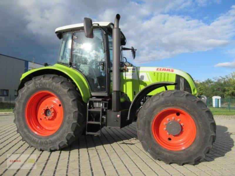 Traktor des Typs CLAAS ARION 640, Gebrauchtmaschine in Schwülper (Bild 1)