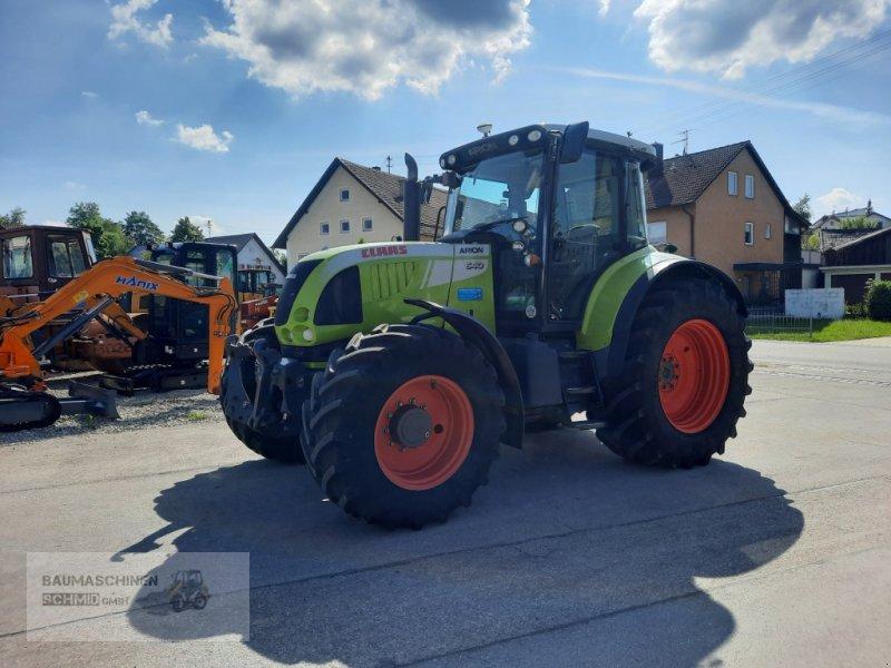Traktor des Typs CLAAS Arion 640, Gebrauchtmaschine in Stetten (Bild 1)