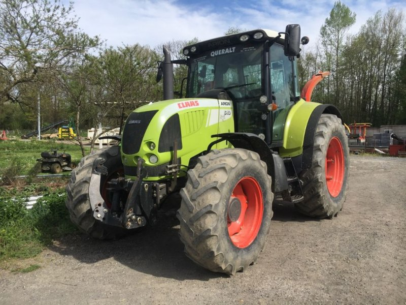 Traktor типа CLAAS ARION 640, Gebrauchtmaschine в ST ELIX THEUX (Фотография 1)