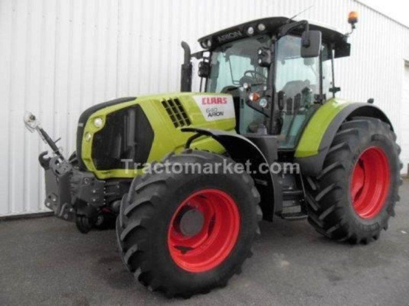 Traktor типа CLAAS arion 640, Gebrauchtmaschine в SARRE - UNION (Фотография 1)