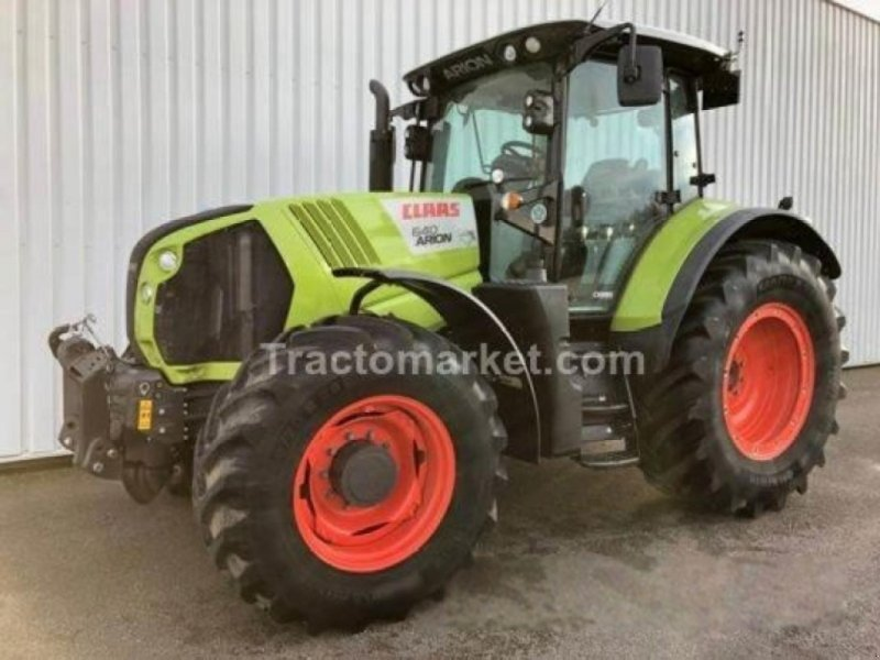 Traktor типа CLAAS arion 640, Gebrauchtmaschine в CHEMINOT (57 - MOSELLE) (Фотография 1)