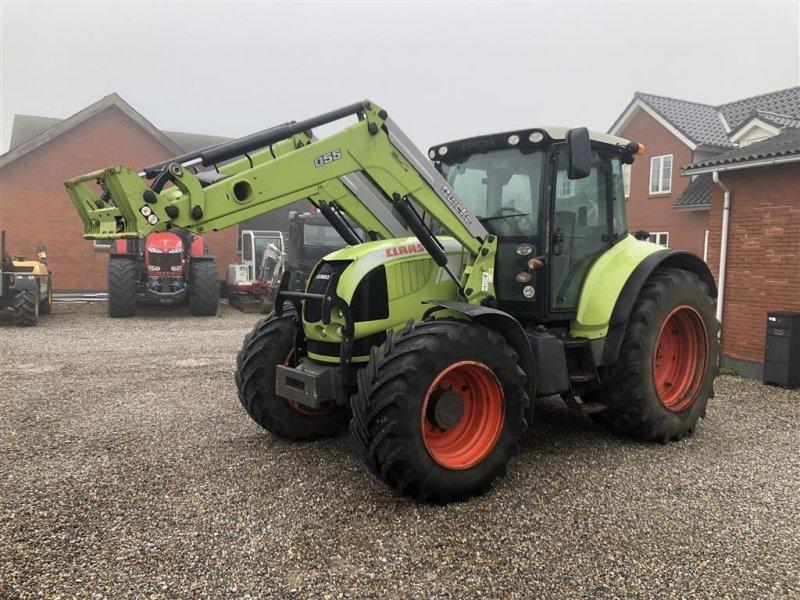 Traktor типа CLAAS Arion 640, Gebrauchtmaschine в Nørager (Фотография 1)