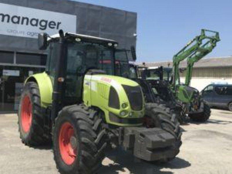 Traktor des Typs CLAAS Arion 640, Gebrauchtmaschine in Revel (Bild 1)