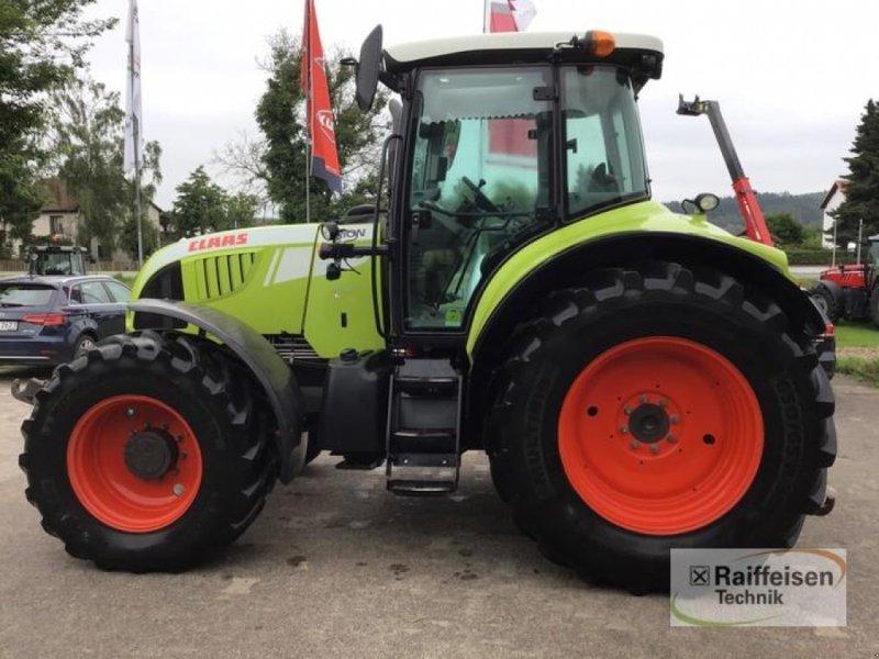 Traktor des Typs CLAAS Arion 640, Gebrauchtmaschine in Trendelburg (Bild 1)