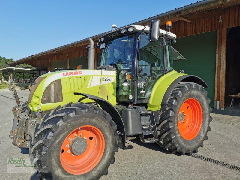 Traktor typu CLAAS Arion 640, Gebrauchtmaschine w Wolnzach (Zdjęcie 1)